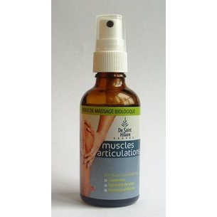 Huile de Massage Muscles & Articulations Bio Spray