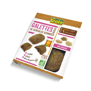 2 Galettes Essene Multigrains germés bio x2
