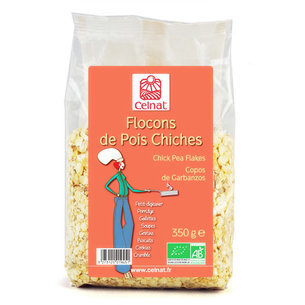 Flocons de Pois Chiches 350g Bio