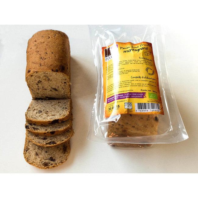 pain aux fruits montagnard bio 500g cyril pinabel. Black Bedroom Furniture Sets. Home Design Ideas