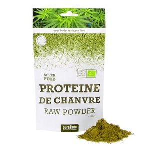 Protéine de Chanvre nature Bio