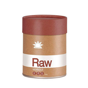 Raw work-out Bio & Cru