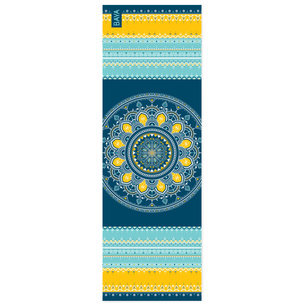 Tapis de yoga Bombay 6 mm