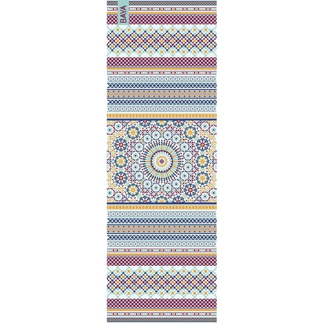 Tapis de yoga Tanger travel 1 mm