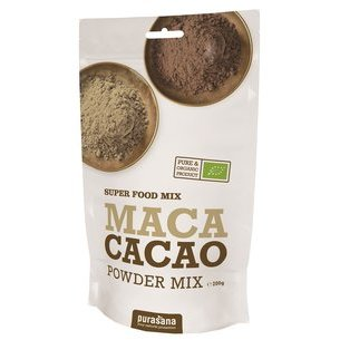 Maca Cacao Super Food Mix