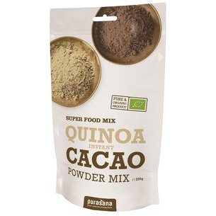 Quinoa Cacao Super Food Mix