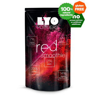 Red Smoothie Bio Lyophilisé