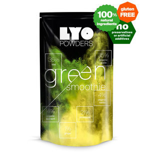 Green Smoothie Bio Lyophilisé