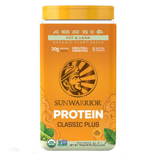 sunwarrior proteine classic plus nature