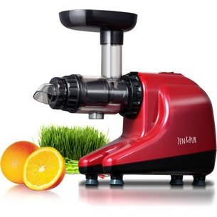 Extracteur de jus horizontal Vital Juicer 03 - Rouge