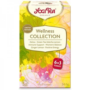 Wellness Collection Thés Bio