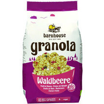 Granola Fruits Rouges BARNHOUSE