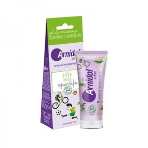 Gel de massage Arnica Bio