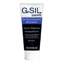 Gel Surconcentré Articulaire Freeze au Menthol GeSil - 200 ml