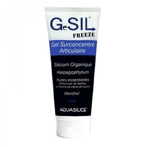 Gel Surconcentré Articulaire Freeze au Menthol GSA - 200 ml