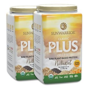 Pack Protéines Classic Plus Nature Bio 1kg x 2