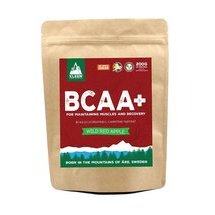 BCAA+ vegan 80% saveur Pomme rouge sauvage