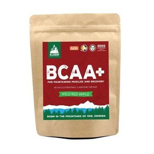 BCAA+ vegan saveur Pomme rouge sauvage