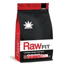 RawFIT Thermo Burn Protein Bio Vanille Toffee 450g